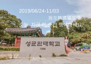life in Korea